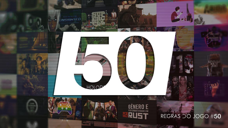 regras do jogo 50
